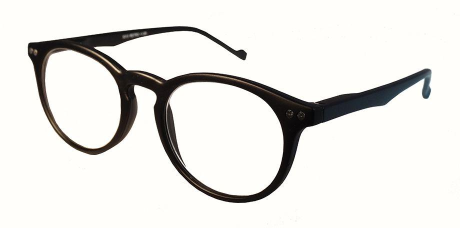 Gafas de lectura modelo Retro negra