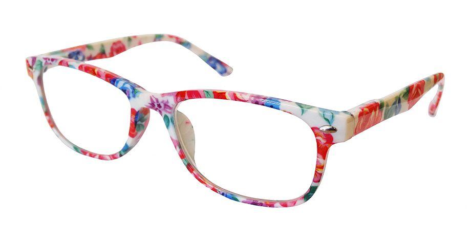 Gafas de lectura modelo Garden blanca