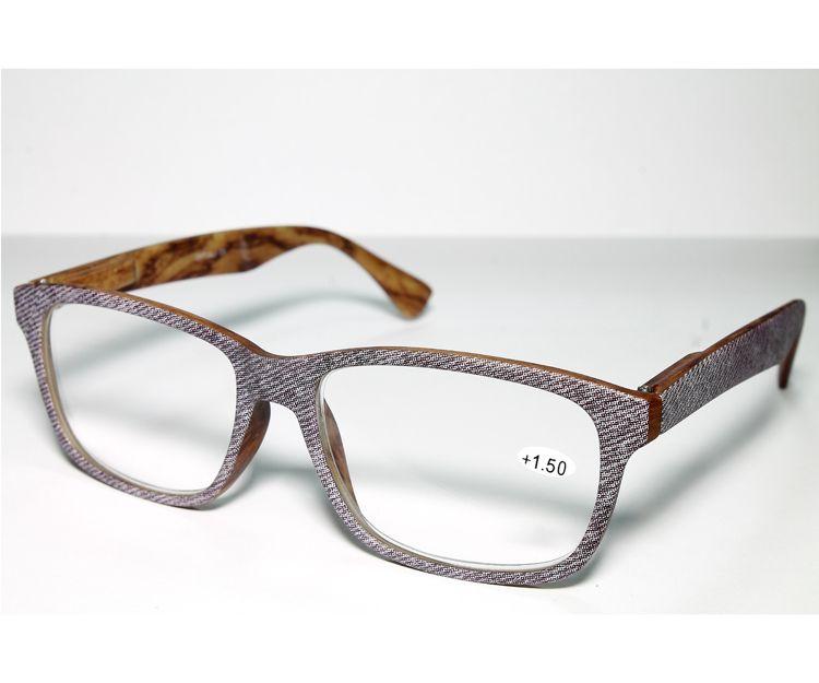 Gafas de lectura con diseños modernos en Madrid
