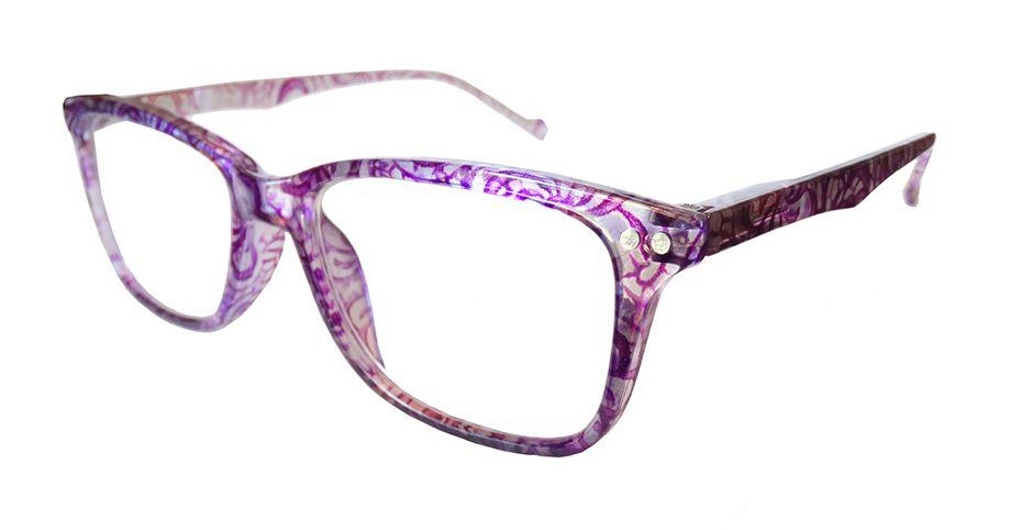 Gafas de lectura modelo París morada