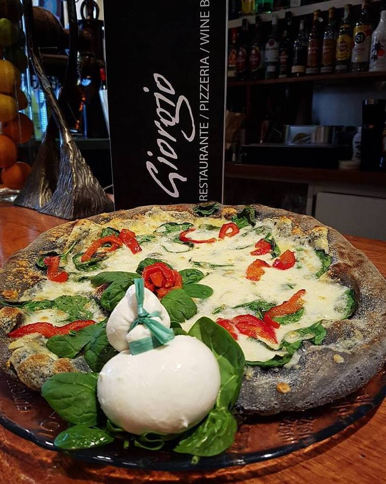 Pizzas especiales: Carta de Restaurante Giorgio