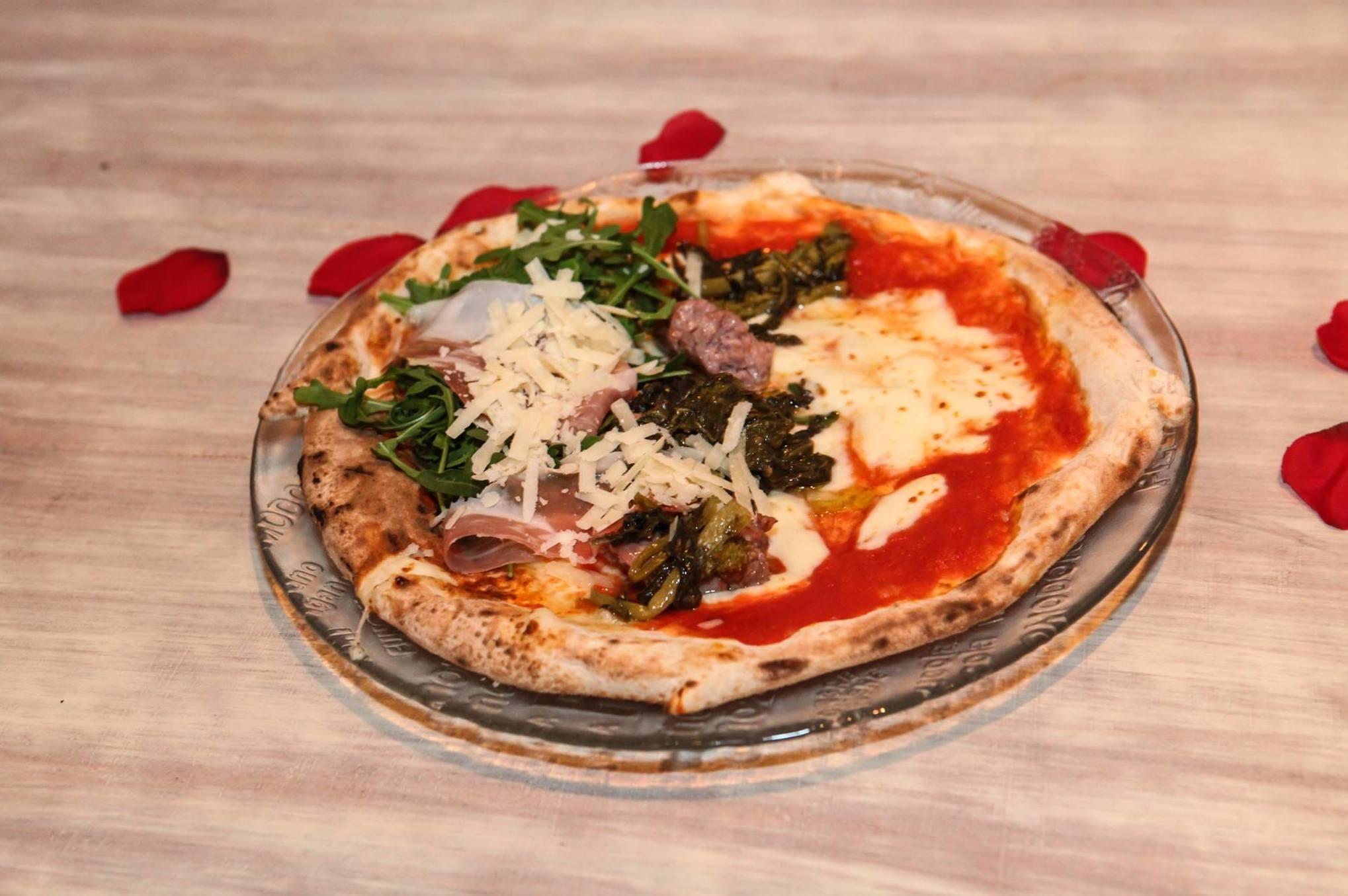 Pizzas: Carta de Restaurante Giorgio