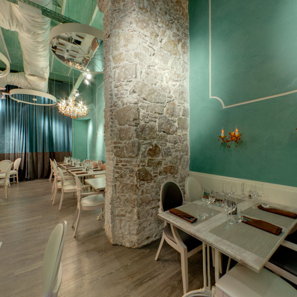 Pizzería italiana en El Eixample, Barcelona