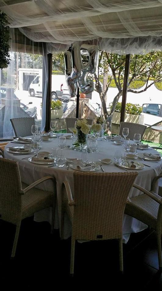 Restaurante para eventos y celebraciones en El Eixample, Barcelona