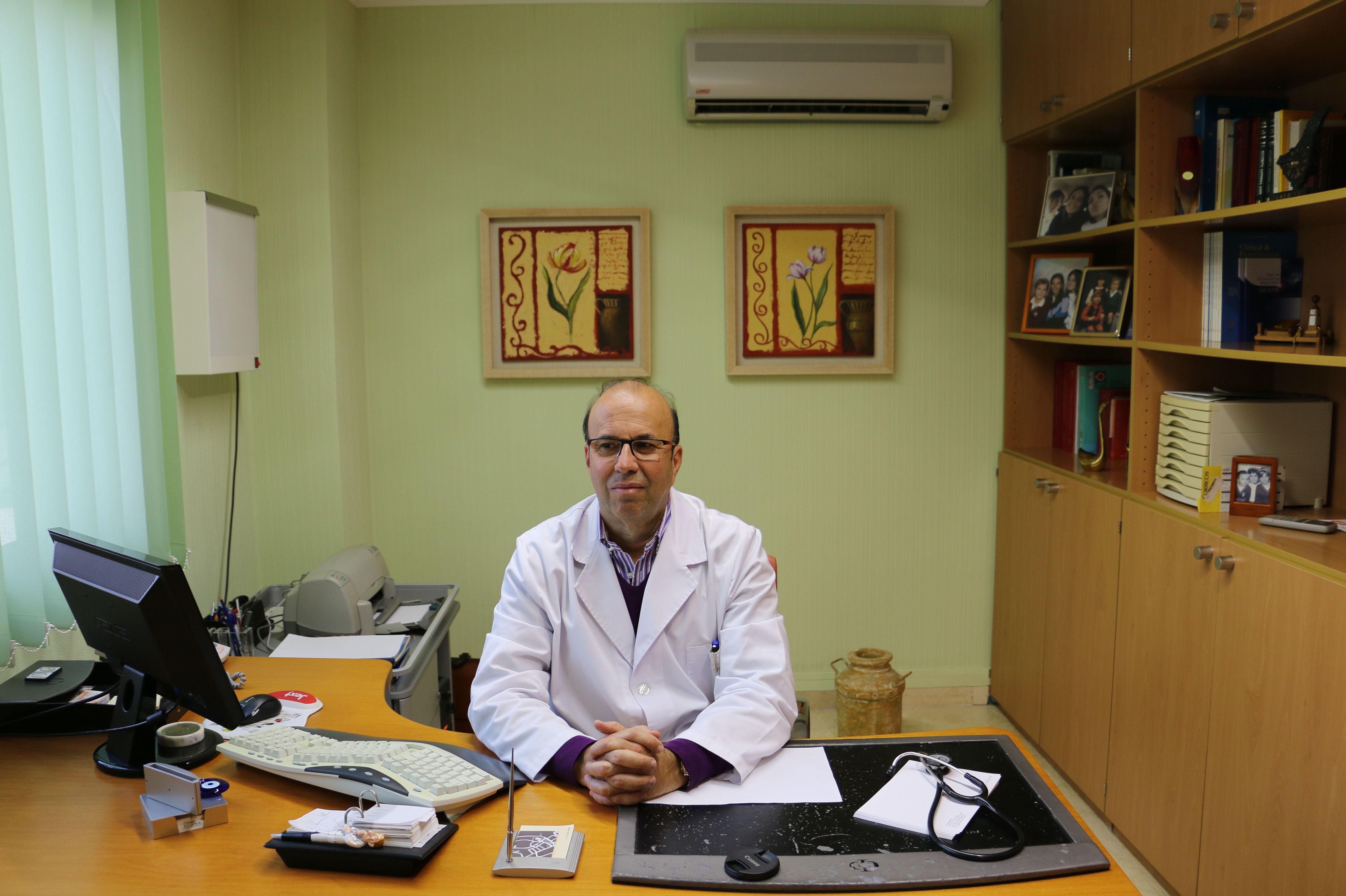 Foto 7 de Especialistas en alergología en Santa Cruz de Tenerife | Dr. García Robaina Alergólogo