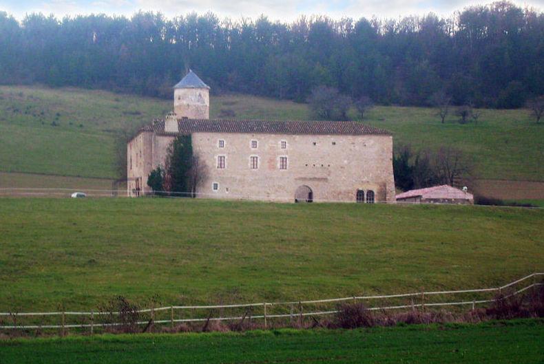 Restauración del Chateau Malboc SIGLO XIII