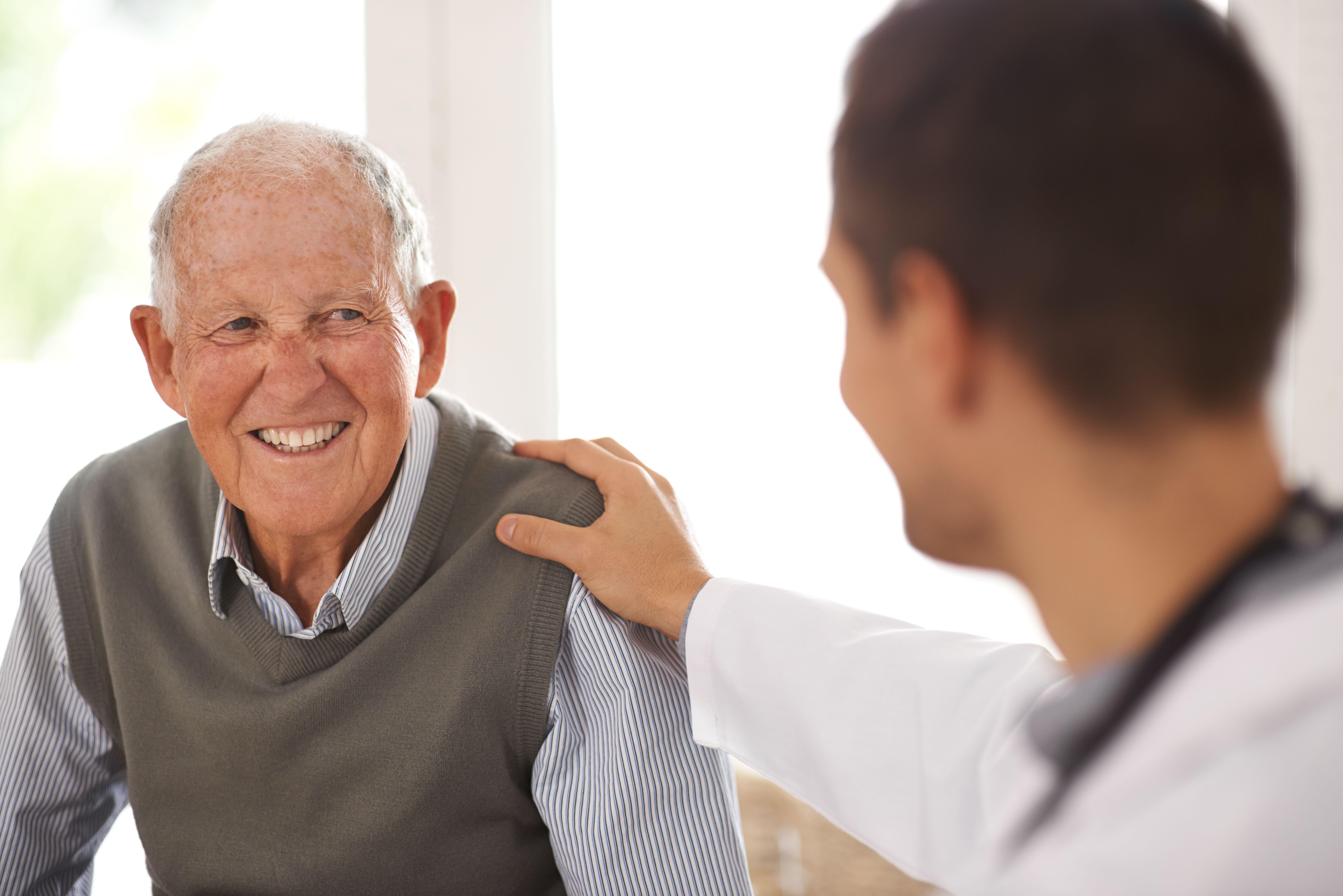 Ayuda ancianos: Servicios gerontológicos de Unidad de Servicios Gerontológicos
