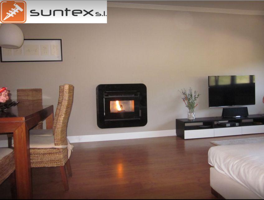 Estufas de pellet: Servicios de Suntex