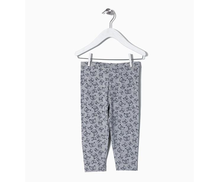 Pantalón de punto gris gatos antes 7.99 € ahora 5.59€