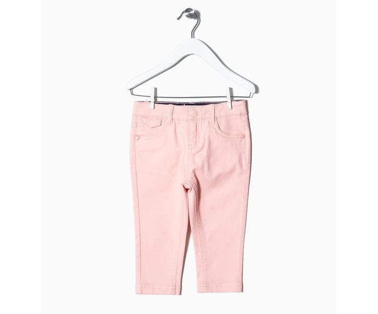 Pantalón rosa antes12.99 € ahora 9.10€