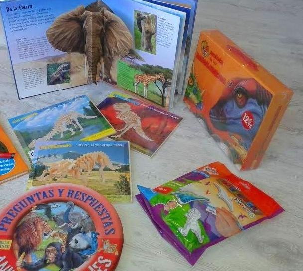 Librería y juegos didácticos: Productos de El Patio de Mi Casa