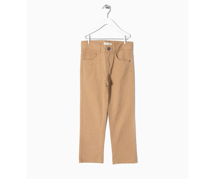Pantalón Sarga marrón antes 12.99 € ahora 9.10€