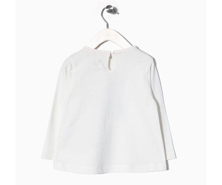 Parte trasera de camiseta manga larga Pera 17.99 €