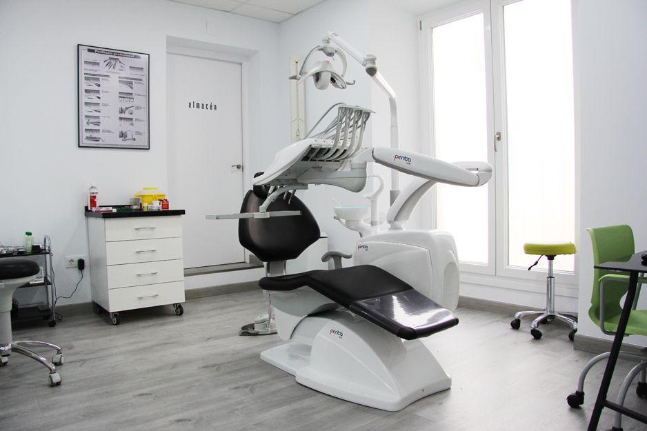 Clínica dental en Llerena, Badajoz
