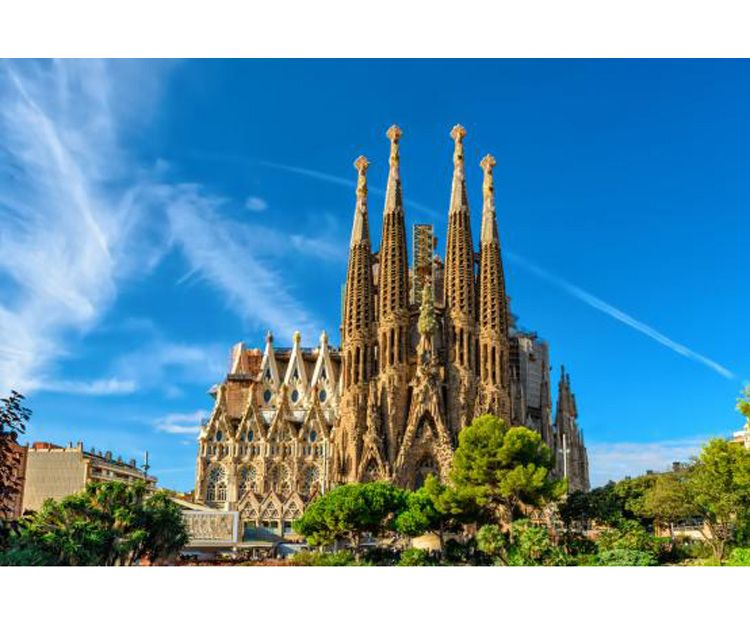 Visita La Sagrada Familia con First Flight