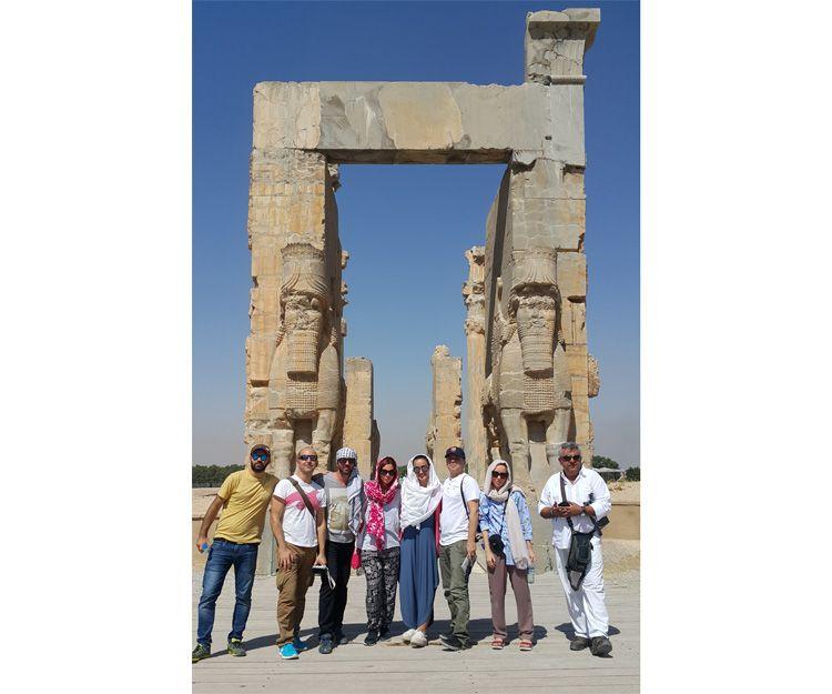 Maravillas arqueológicas de la ciudad de Shiraz