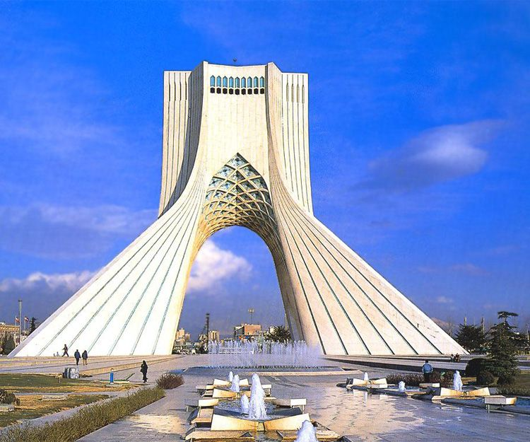 La mejor arquitectura de Irán