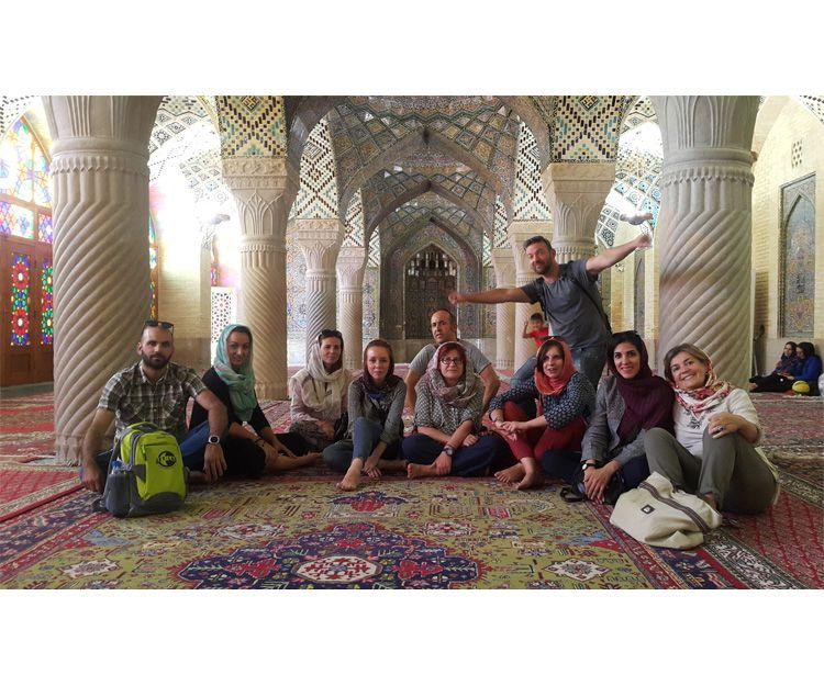 Tour a los mejores lugares de la ciudad de Shiraz