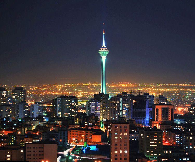 Una ciudad maravillosa para descubrir, Teherán