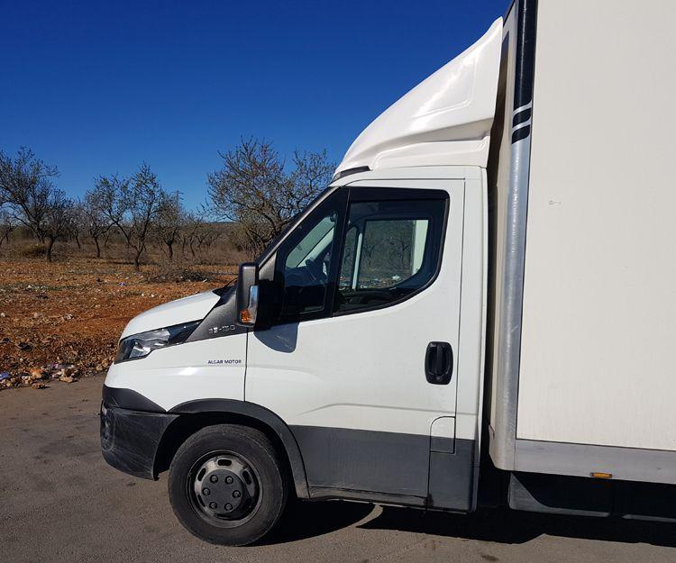 Transporte de mercancías en Murcia