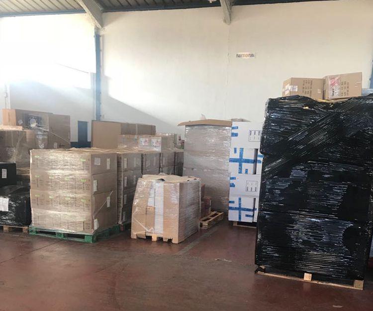 Transporte de mercancías paquetizadas en Alicante
