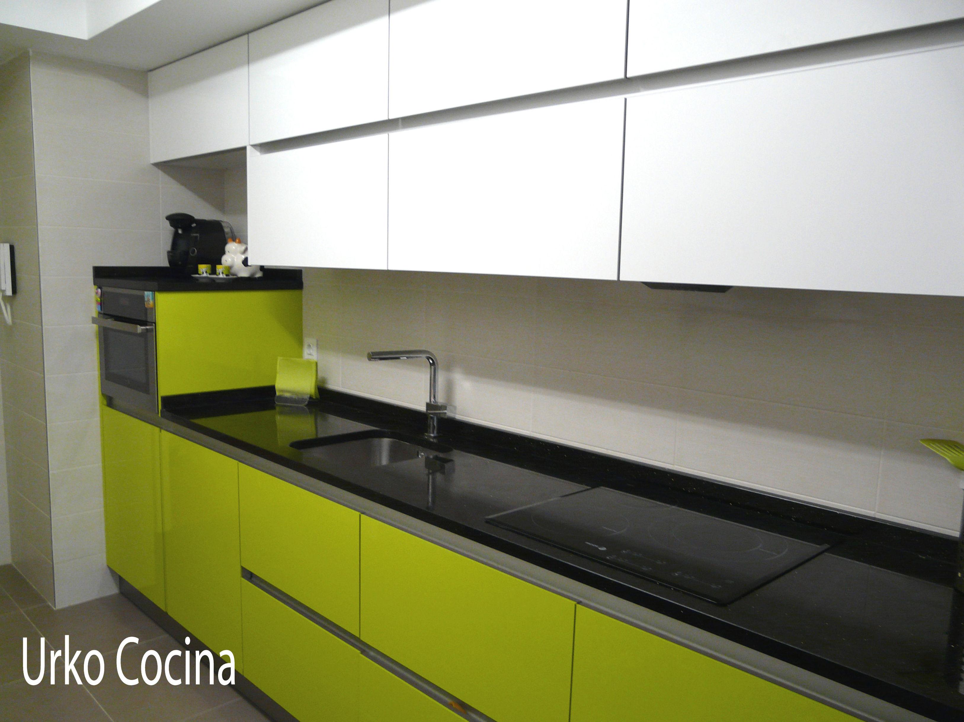 Foto 16 de Muebles de baño y cocina en Bilbao | Urko Cocina