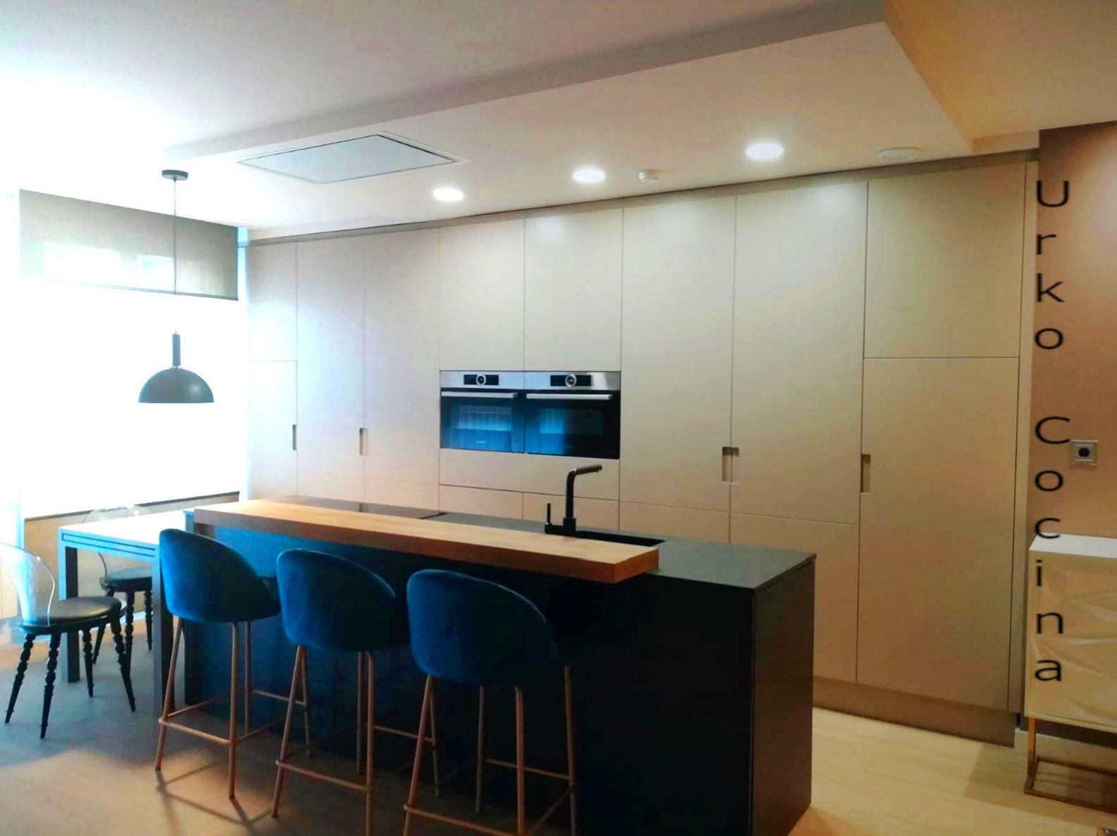 Foto 5 de Muebles de baño y cocina en Bilbao | Urko Cocina