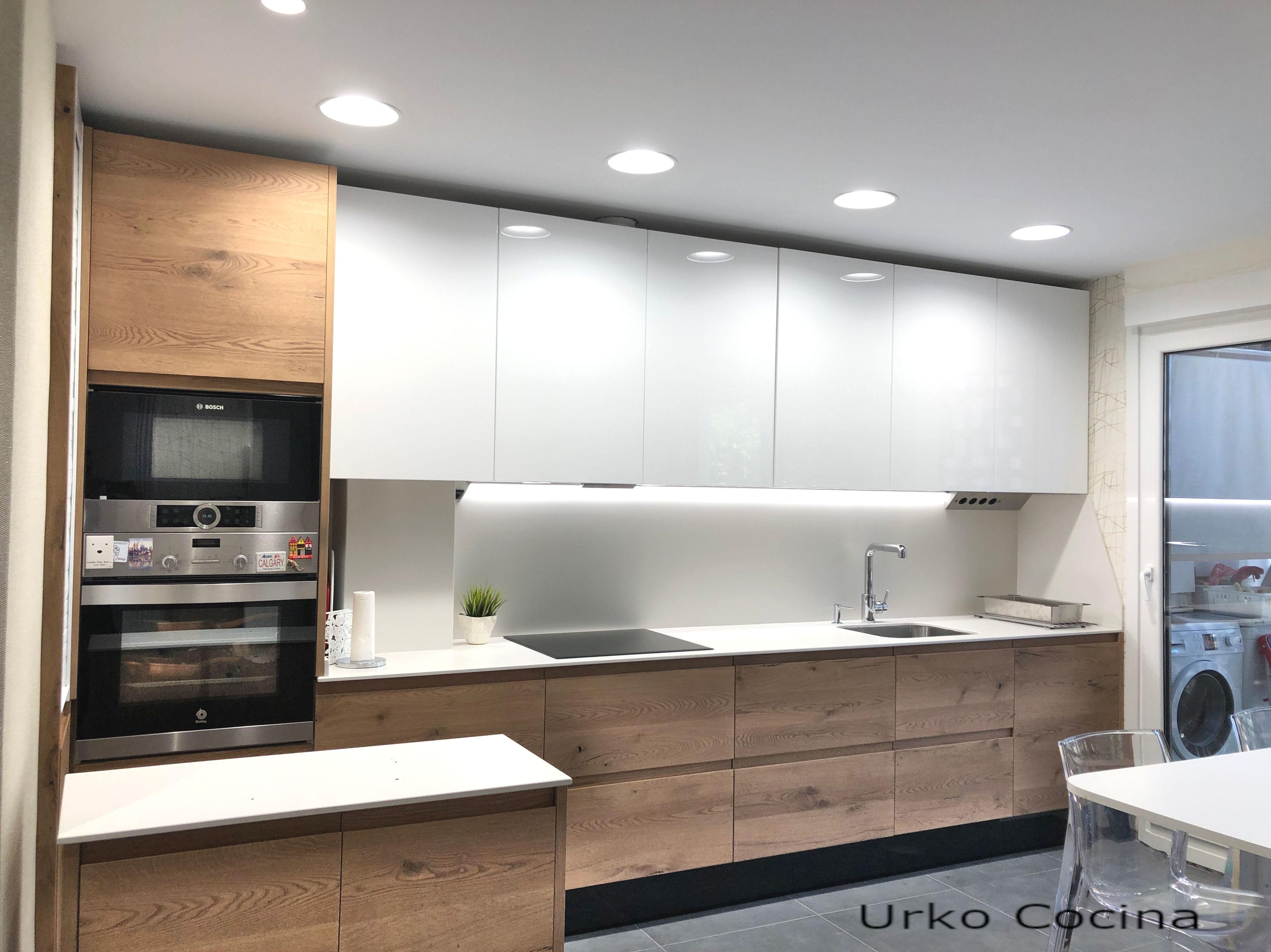 Foto 4 de Muebles de baño y cocina en Bilbao | Urko Cocina