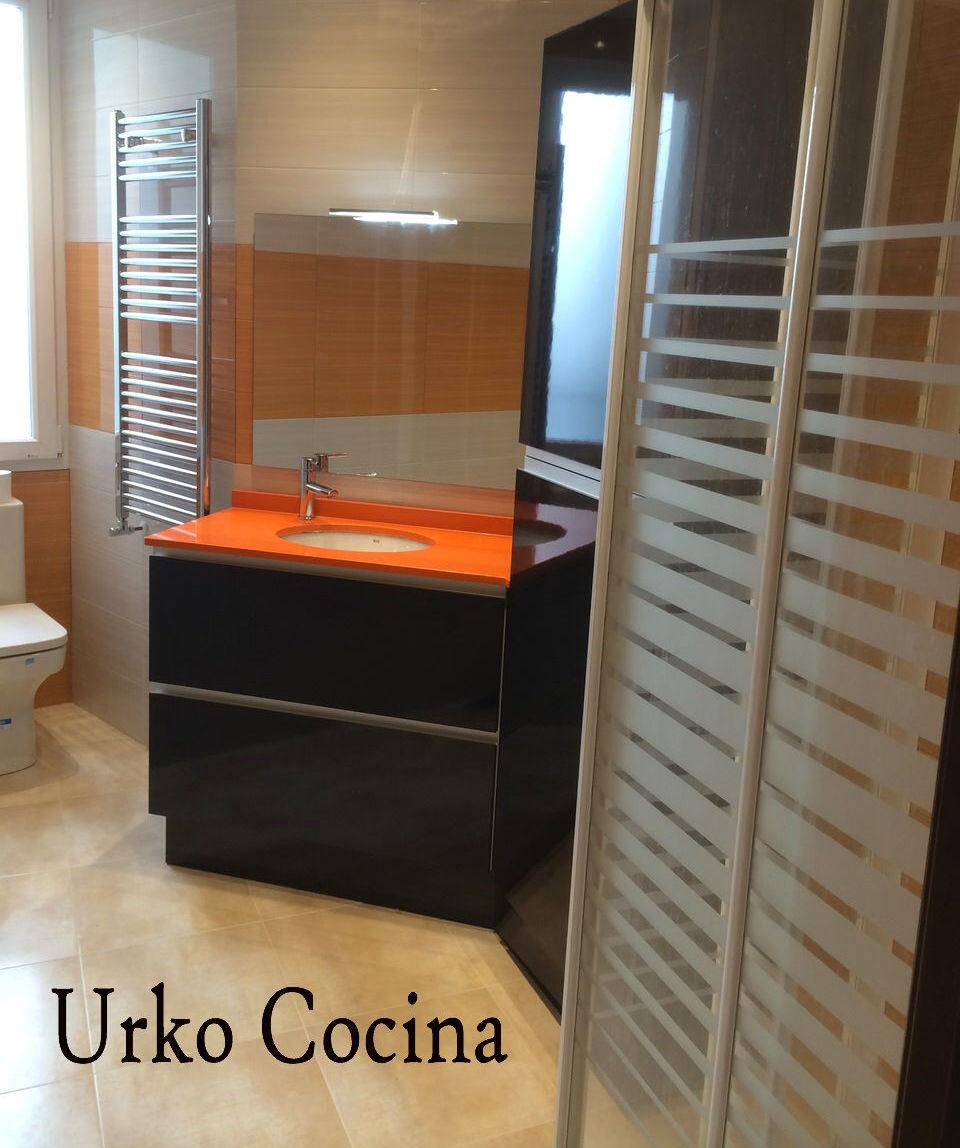 Foto 10 de Muebles de baño y cocina en Bilbao | Urko Cocina