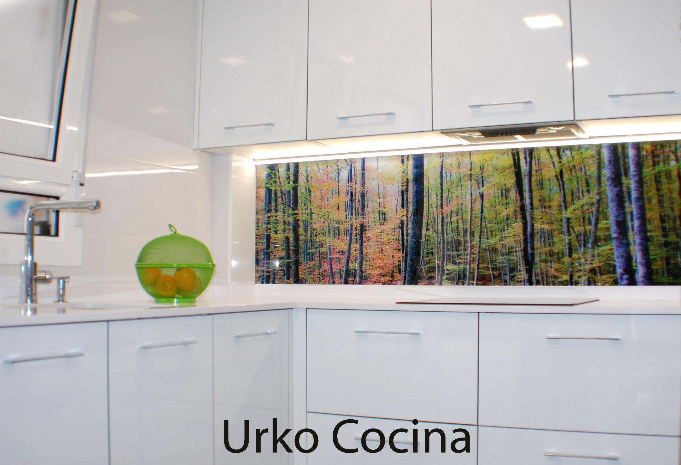 Foto 11 de Muebles de baño y cocina en Bilbao | Urko Cocina