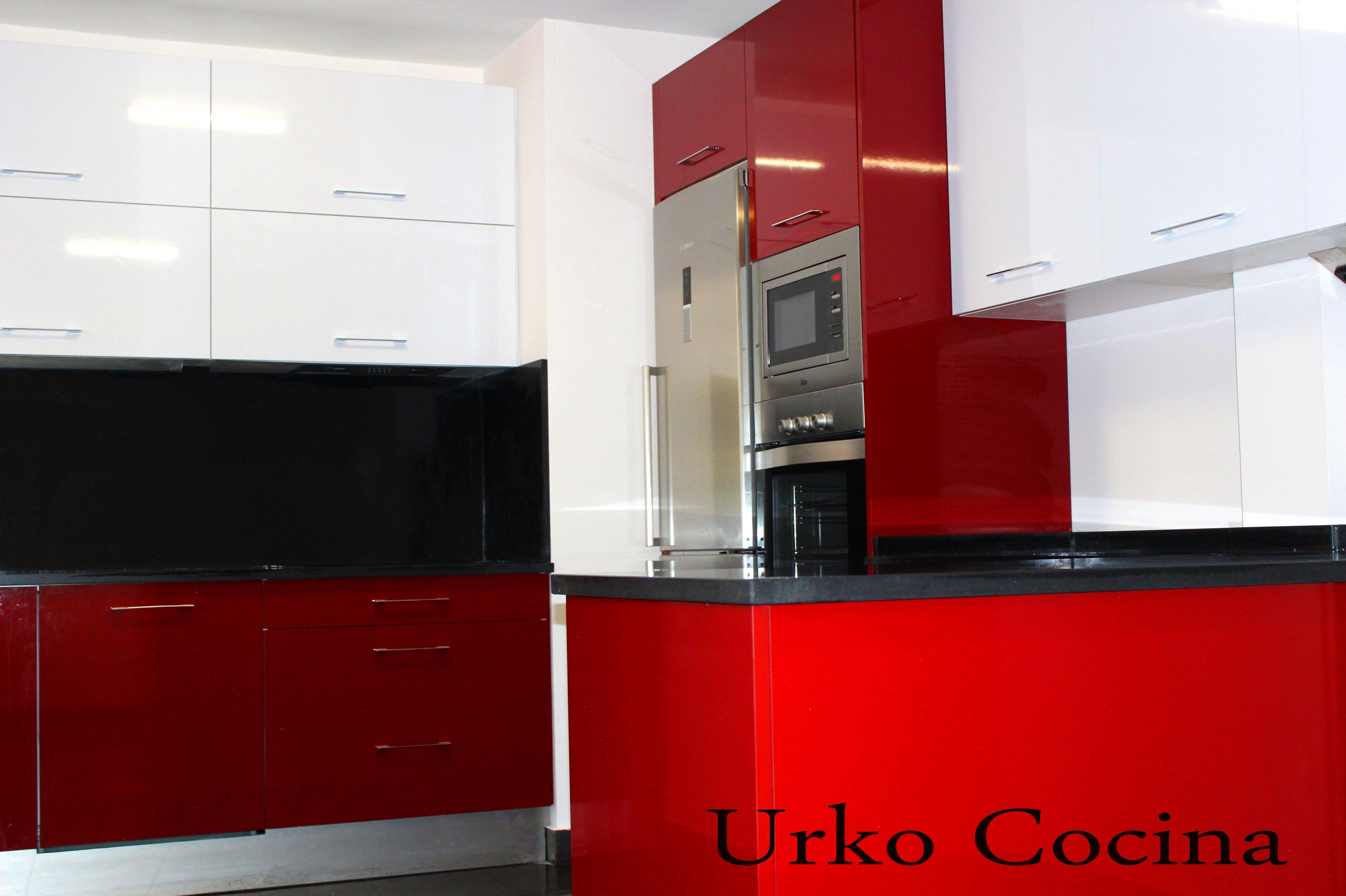Foto 9 de Muebles de baño y cocina en Bilbao | Urko Cocina