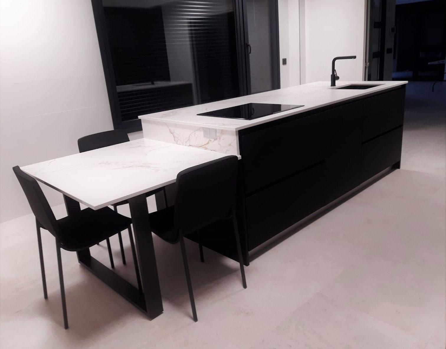 Foto 2 de Muebles de baño y cocina en Bilbao | Urko Cocina