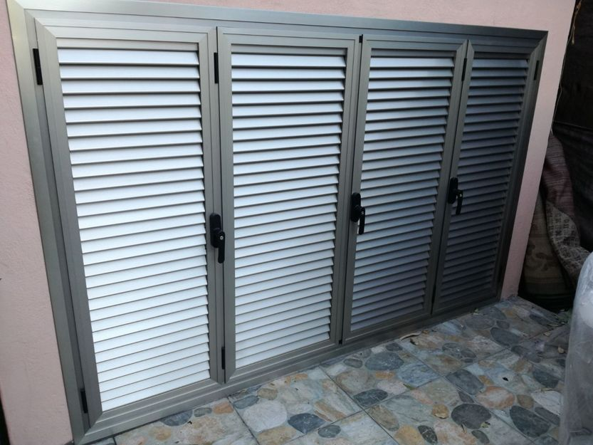 Carpintería de aluminio en Estepona