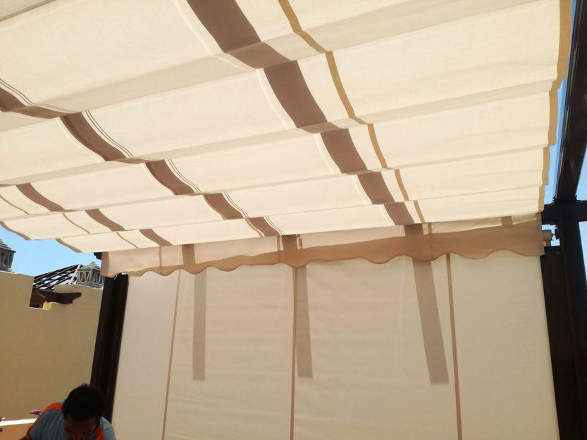 Venta y colocación de toldos en Estepona