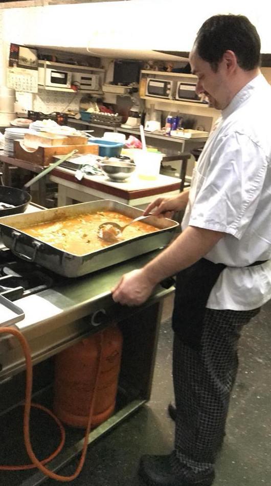 Cocinamos para tí.