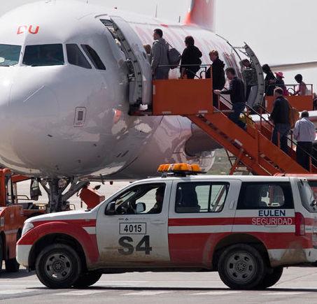 seguridad aeropuertuaria