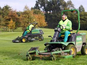 Trabajos especiales de jardinería: Servicios de Eulen, S.A.
