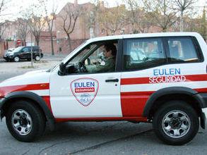 Seguridad Itinerante: Servicios de Eulen, S.A.