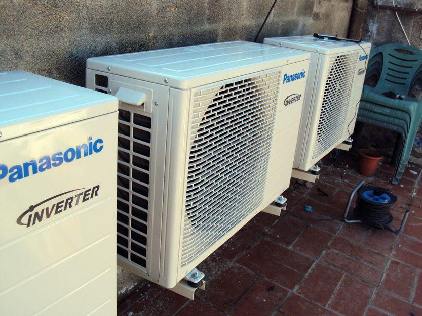 Instaladores de aire acondicionado en el Eixample, Barcelona
