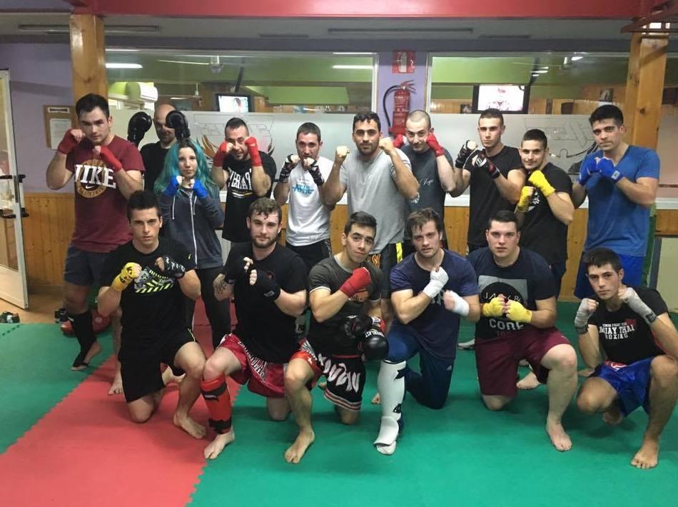 Artes marciales y deportes de contacto: Actividades de Gimnasio Atlas