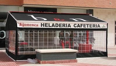 Cerramientos para terrazas bares o restaurantes