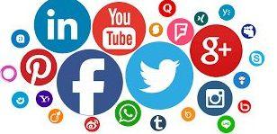 redes sociales de Cafeeke