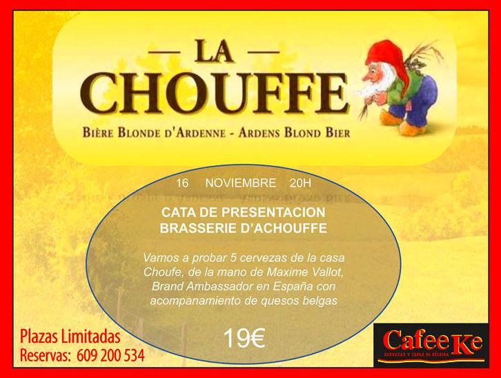 Cata de Brasserie D' A Chouffe