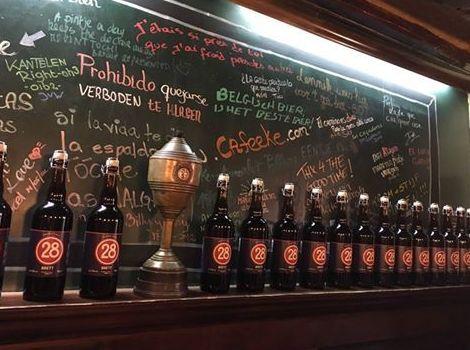 Este mes, nuestra cerveza es la trapense de Holanda