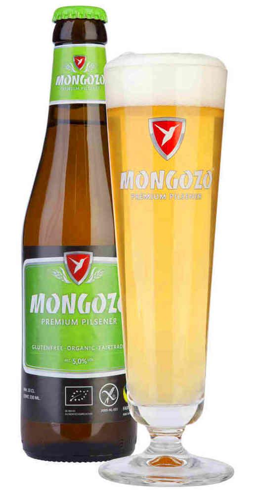 Mongozo Sin Gluten (5%)