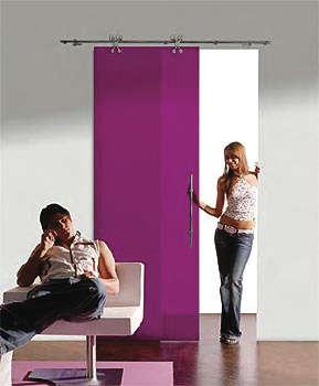 Puertas correderas productos de puertas miret for Ideas para hacer una puerta corredera