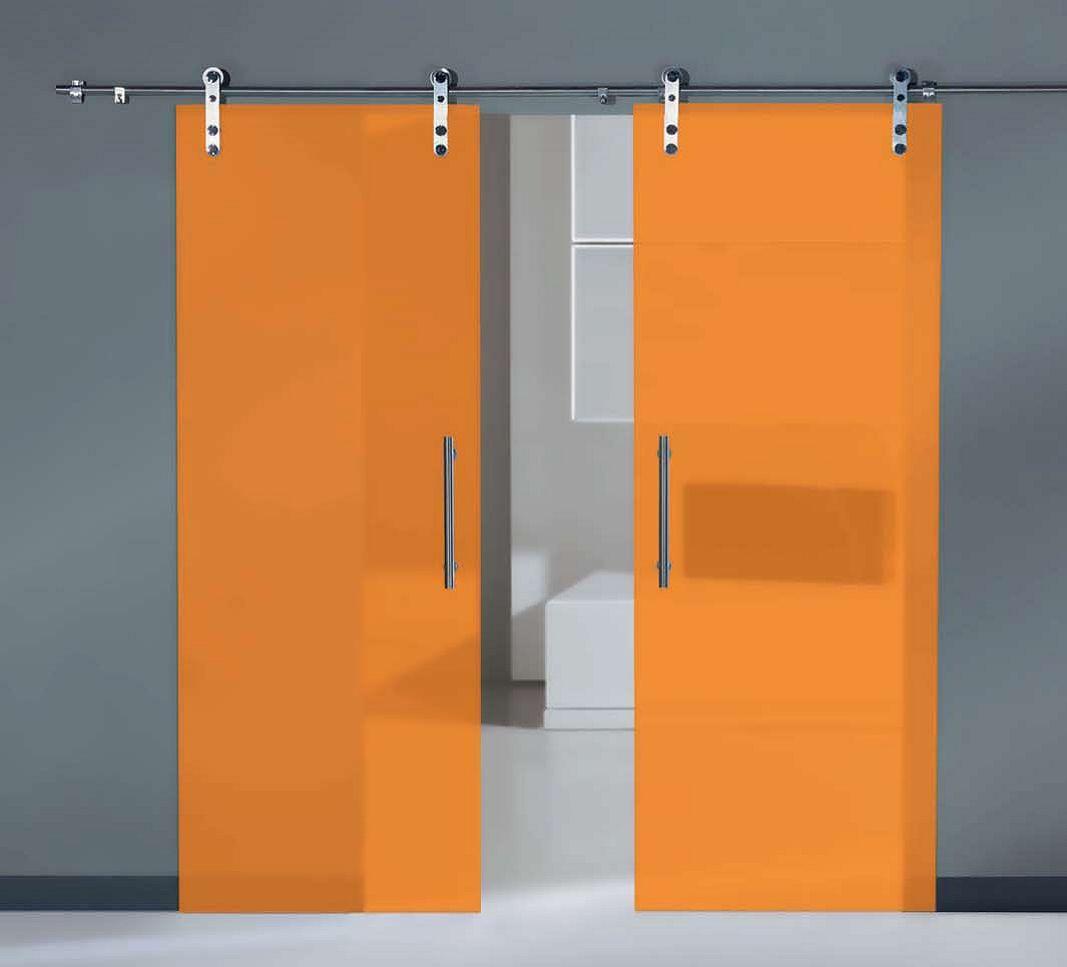 Puertas de cristal productos de puertas miret - Puertas correderas madera y cristal ...