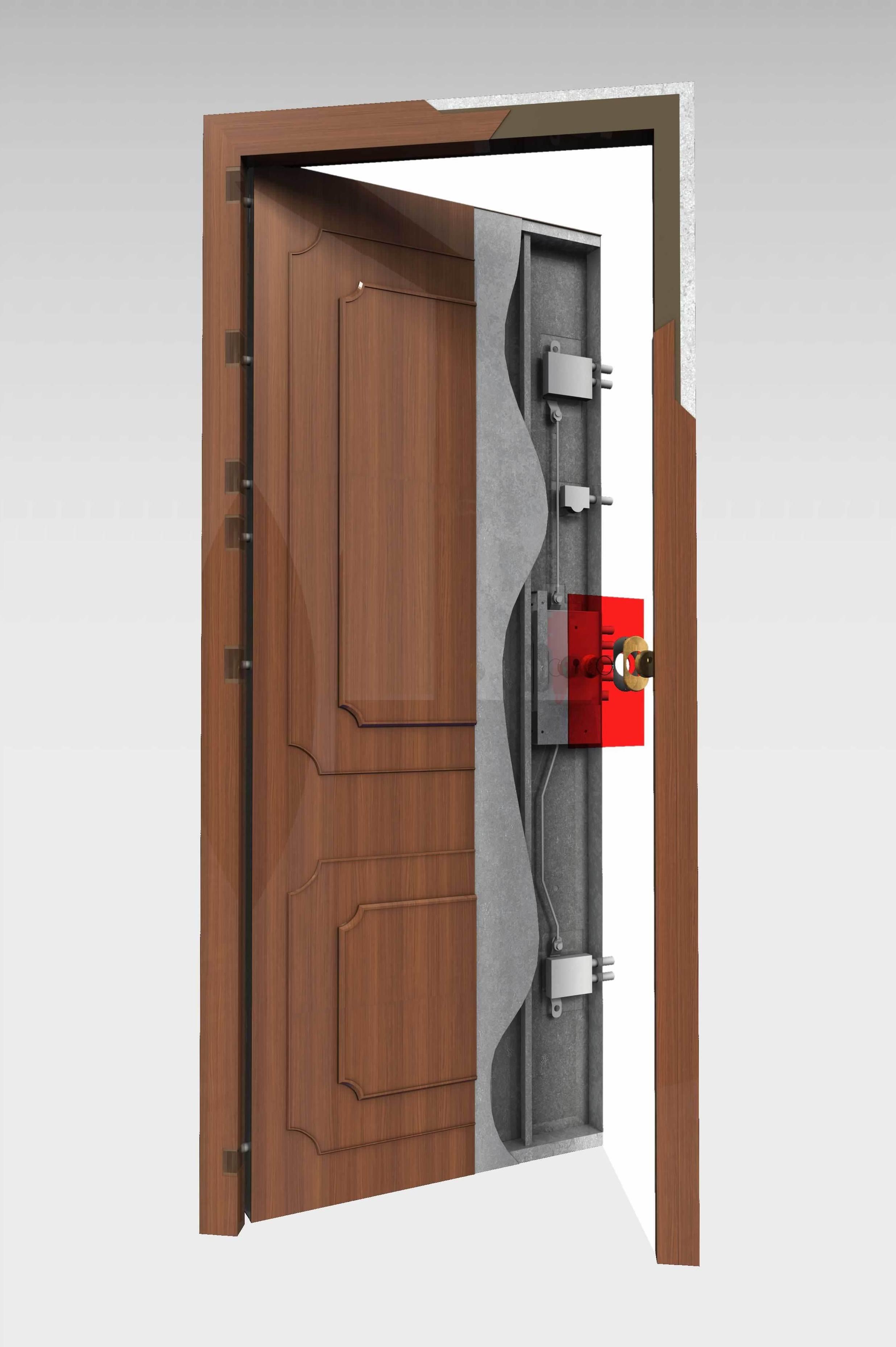 9 2 acorazada 310 productos de puertas miret for Puertas blindadas precios