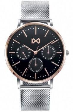 Reloj Mark Maddox con correa plateada