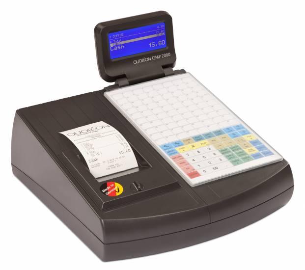 Qmp 2000 con teclado de membrana: Productos  de Comercial Sacrida